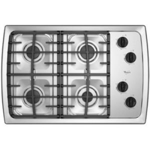 Whirlpool Gas Cooktop