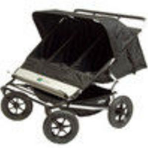 Mountain Buggy Urban Triple Jogger Stroller - Black