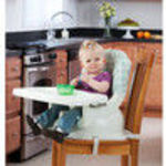 The First Years Miswivel Feeding Chair Dot To Dot For Baby