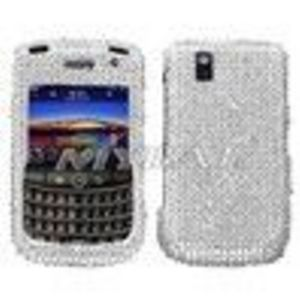 Blackberry 9630 Tour, 9650 Bold Diamante Phone Protector Cover