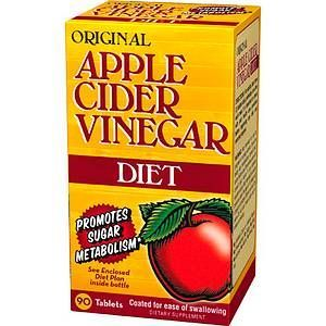 Good N' Natural Original Apple Cider Vinegar Diet