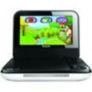 Philips in. Portable DVD Player