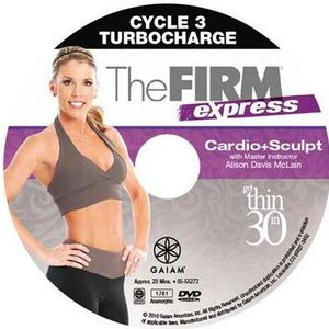 The Firm Express: Turbocharge