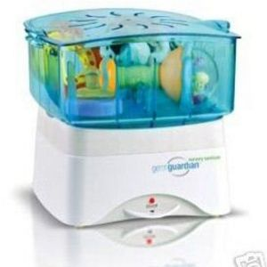 Germ Guardian Nursery Baby Toy Sanitizer Sterilizer