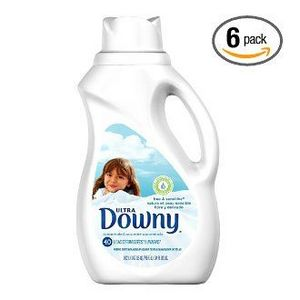 Downy Ultra Free & Sensitive Liquid Fabric Softener