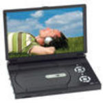 Audiovox D2017 10.2 in. Portable DVD Player