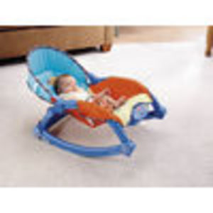 Fisher Price Newborn-to-Toddler Bouncer
