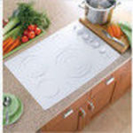 GE Profile PP942 30 in. Electric Cooktop