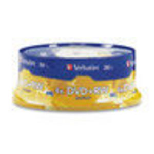 Verbatim (94834) 4x DVD+RW Spindle (30 Pack)
