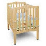 Delta Fold-A-Way Crib