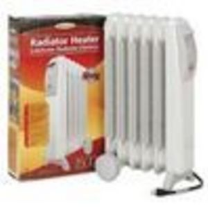 Lakewood 5500 Oil Filled Electric Radiator Heater