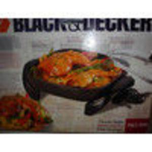 Black & Decker SKG100 Non Stick Electric Skillet