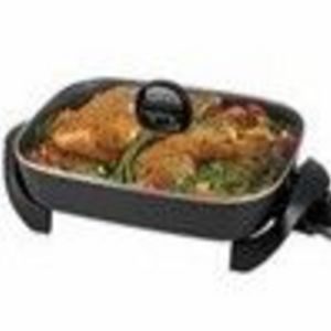 Black & Decker SKG610C Non Stick Electric Skillet