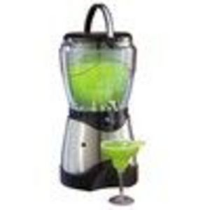 Nostalgia Electrics HSB-590 Margarator Margarita & Frozen Drink Machine Stainless Steel | HSB-590
