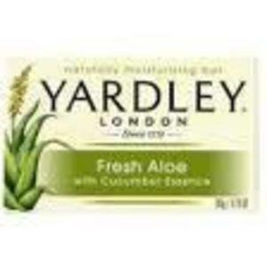 Yardley of London Bar Soaps, Variety