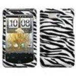 HTC Aria Zebra Skin Phone Protector Cover