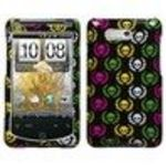 HTC Aria Cute Skulls Phone Protector Cover