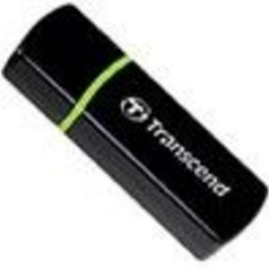 Transcend Compact SD/microSD/MMC/MS type external flash memory card reader USB 2.0 (BZK)