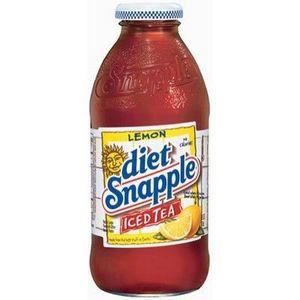 Snapple Diet Lemon Iced Tea