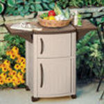 Suncast Dcp2000 Resin Outdoor Prep Station