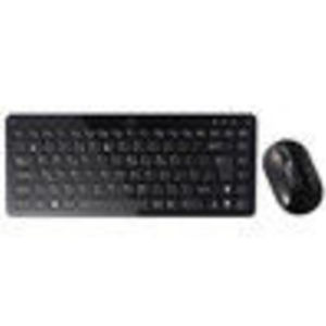 ASUS Wireless Eee Keyboard and Mouse Set - Black