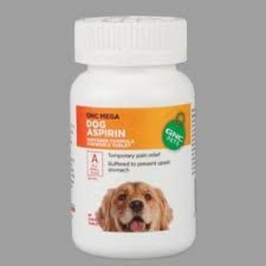 Gnc Mega Dog Aspirin 640232 Reviews Viewpoints Com