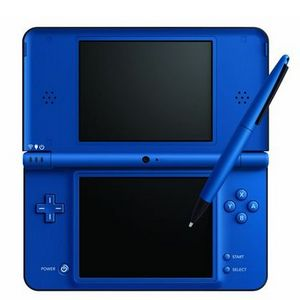 Nintendo - DSi XL Midnight Blue