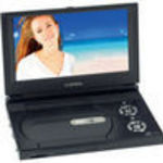 Audiovox D1917 9 in. Portable DVD Player