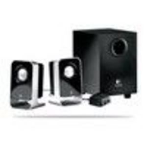 Logitech Ls21 2.1 Stereo Speaker System 2 X Satellite Speaker 1.5 Watt 4 Ohm Wired Integrated