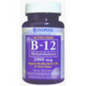 Metabolic Response Modifiers Vitamin B 12 (sublingual Tablets Methycobalamin) Folic Acid 60 tablet (MRM)
