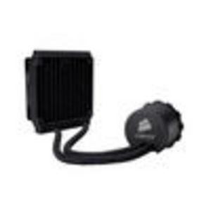 Corsair Hydro Series H50 CPU Cooler - CWCH50 Water Cooling Kit, CPU Fan, Cooling Fan, Radiator