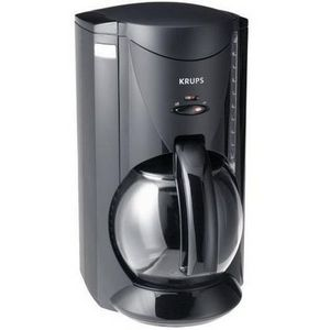 Krups Crystal Aroma Plus 10-Cup Coffee Maker
