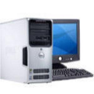 """Dell Dimensionâ""""¢ E510 (DE51F21) 17 in. PC Desktop"""