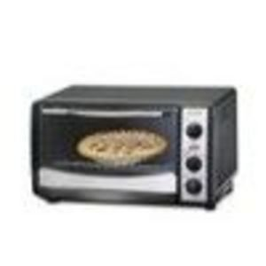 Euro-Pro TO160L 1380 Watts Toaster Oven with Convection Cooking