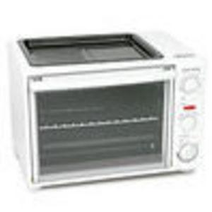 Euro-Pro TO280 1500 Watts Toaster Oven