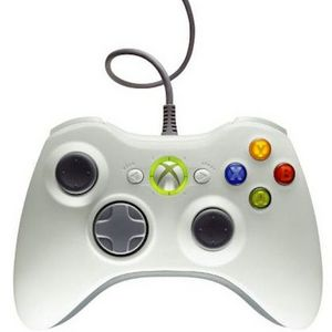Microsoft Xbox 360 Wired Gamepad