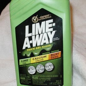 Lime Away Thick Gel Formula
