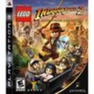 Lego Indiana Jones 2advnture Continues Game for PS3