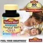 Nature Made Prenatal MultiPlus 200 mg DHA - 90 Liquid Softgels
