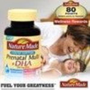 Nature Made Prenatal MultiPlus 200 mg DHA - 90 Liquid Softgels