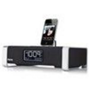 iHome iA100 Bluetooth Stereo System with App Enhancement and Bongio