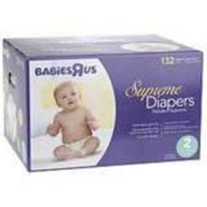"Babies ""R"" Us Supreme Diapers"