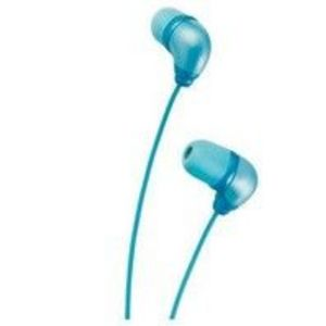 JVC Marshmallow Earbuds - Blue (HAFX34A) Earphone / Headphone