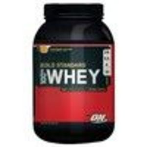 Optimum Nutrition 100% Whey Gold Standard Strawberry Banana -- 2 lbs (Optimum Nutrition)