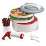 Nesco American Harvest FD-61 Snackmaster Encore Dehydrator and Jerky Maker