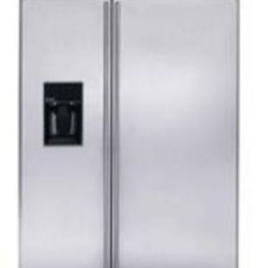 GE Monogram ZISS480DRSS (30.7 cu. ft.) Side by Side Refrigerator