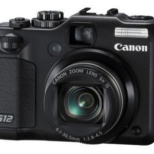Canon - PowerShot G12 Digital Camera