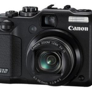 Canon - PowerShot G12 Digital Camera