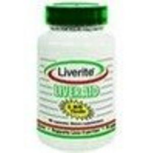 Liver Aid plus Milk Thistle 150 Capsule (Liverite)
