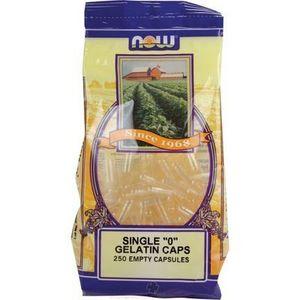 Now Foods Gelatin Capsules